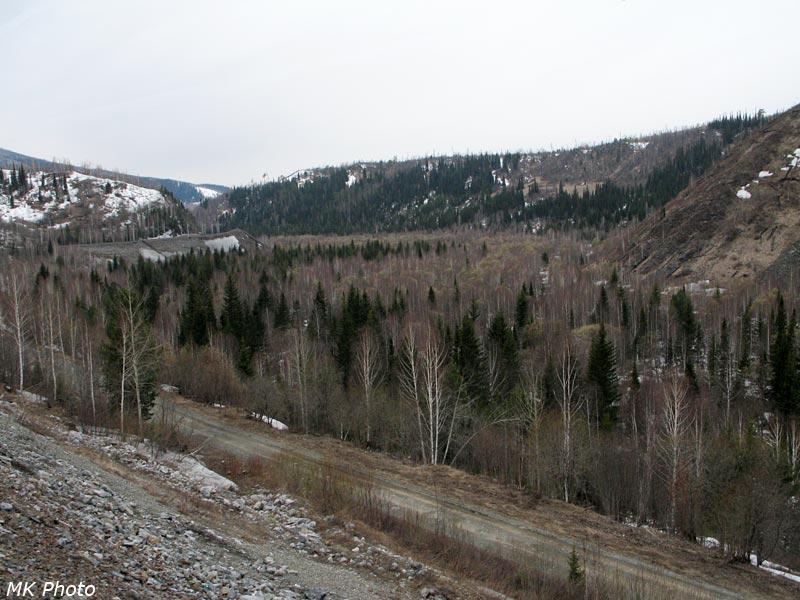Долина р. Бискамжа