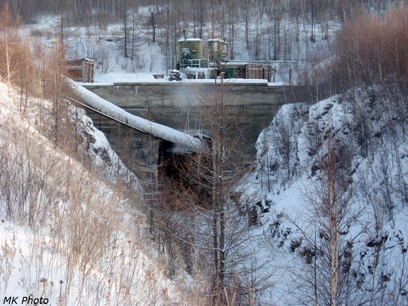 Северный портал Сонского тоннеля