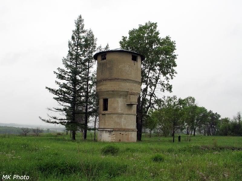 Общий вид башни