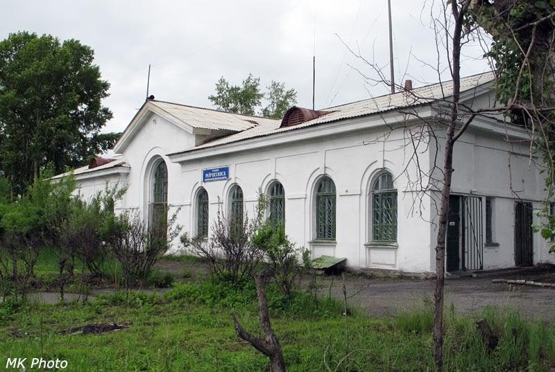 Вокзал Райчихинск
