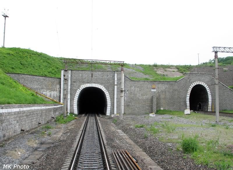 Большой Казачинский тоннель