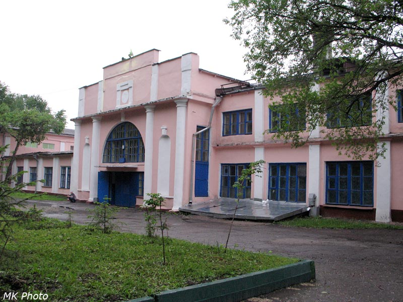 Вокзал Облучье