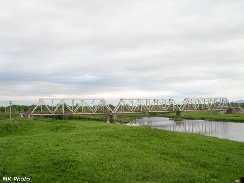 Мост через р. Кия