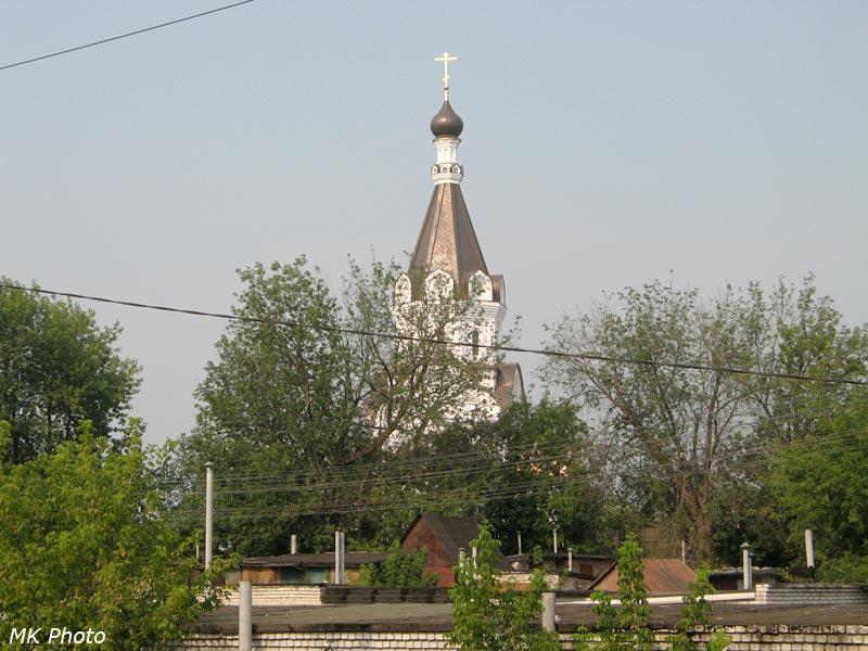 Церковь в Орехово-Зуево