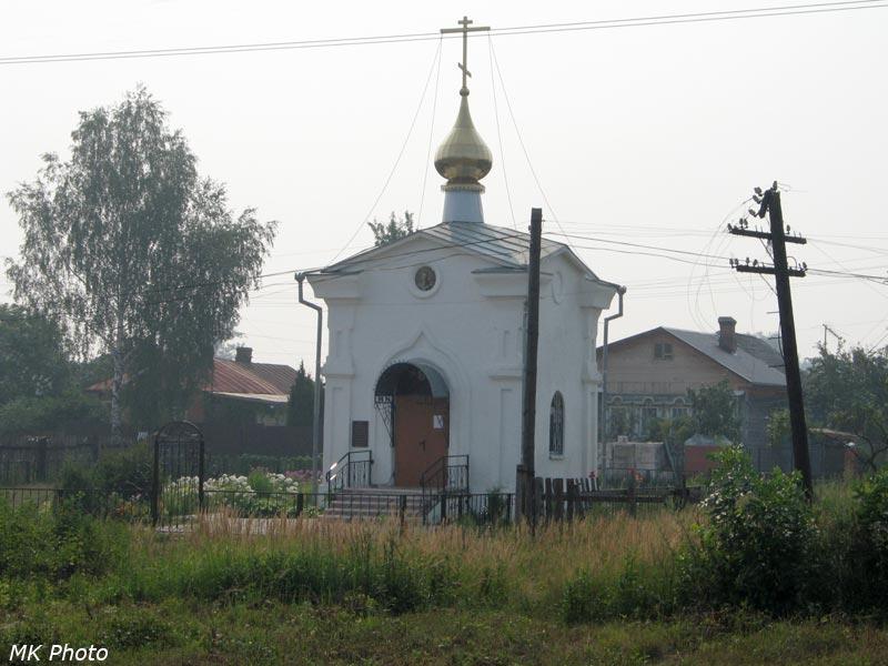Церковь в Старо-Перепечино