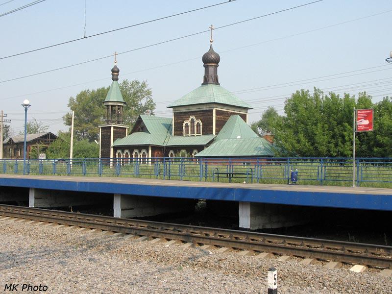 Церковь в Петушках