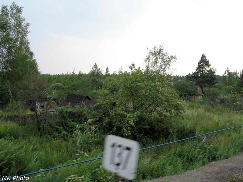 Дачи на окраине Костерёво