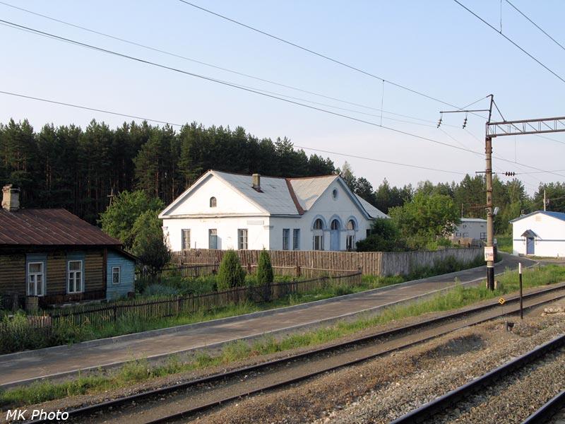 Бывший вокзал Ковров-2