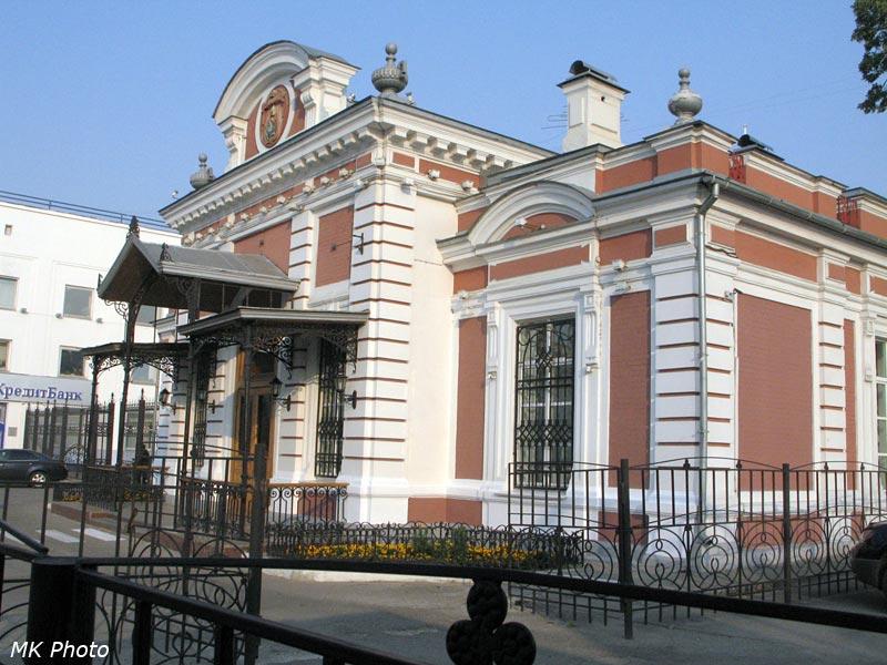 Императорский павильон