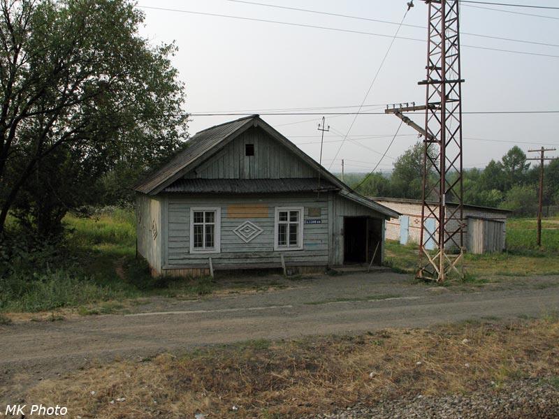 Бывший вокзал Субботники