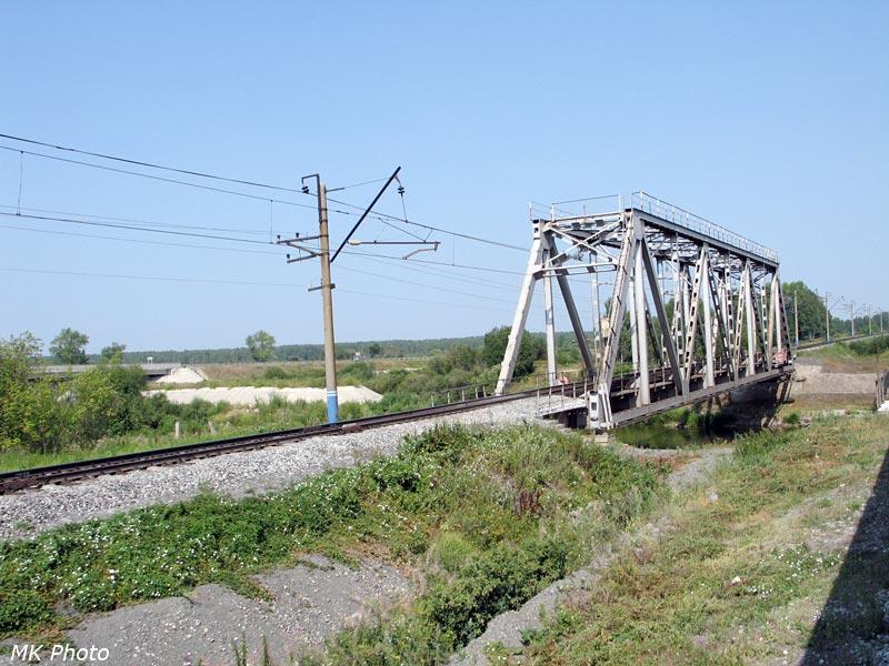 Мост через р. Пышма