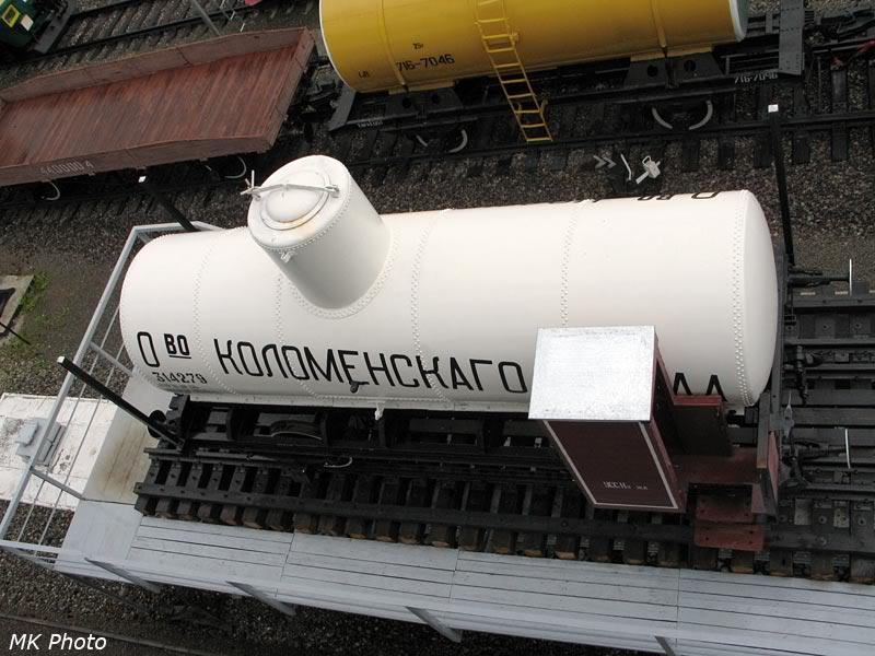 Самая старая цистерна в России